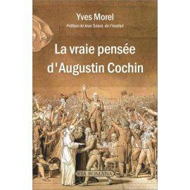 La vraie pensée d'Augustin Cochin