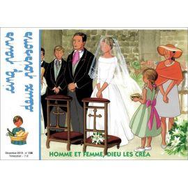 Homme et Femme, Dieu les créa N°138