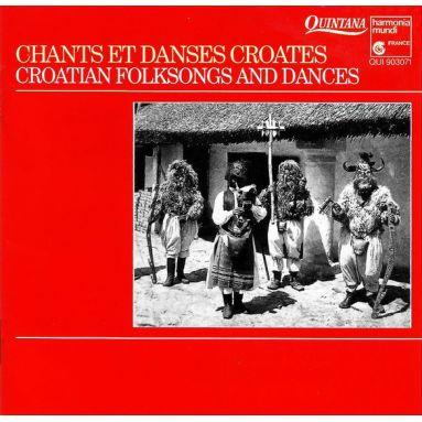 Chants et danses croates