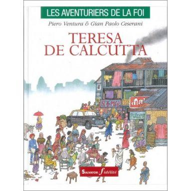 Piero Ventura - Teresa de Calcutta