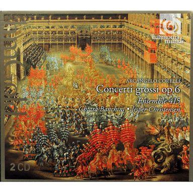 Arcangelo Corelli - Concerti Grossi OP 6