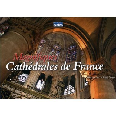 Elsa Nadal - Magnifiques Cathédrales de France