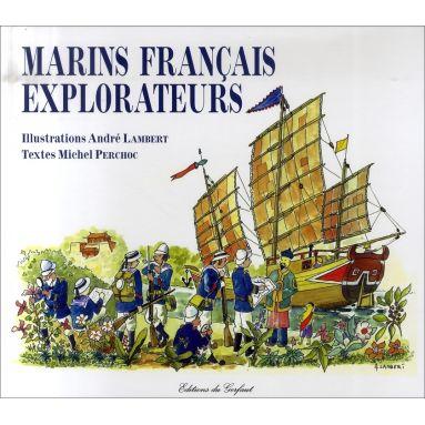 Marins français explorateurs