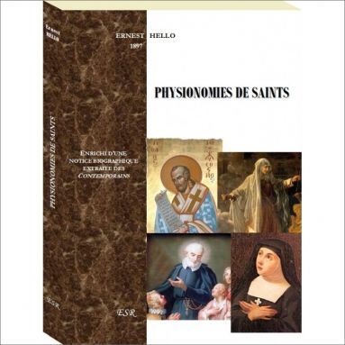 Ernest Hello - Physionomies de saints