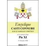 Encyclique Casti Connubii