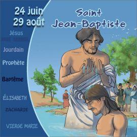 Marc Geoffroy - Saint Jean-Baptiste