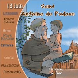 Marc Geoffroy - Saint Antoine de Padoue