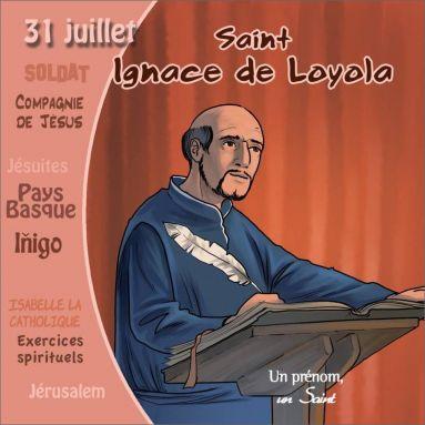 Marc Geoffroy - Saint Ignace de Loyola