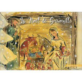 Apolline Dussart - Le Noël de Grisouille