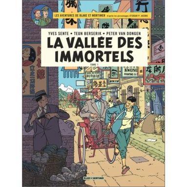 Yves Sente - Les aventures de Blake et Mortimer - Volume 25