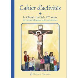 Marie Cartier - Cahier d'activités 2ème année