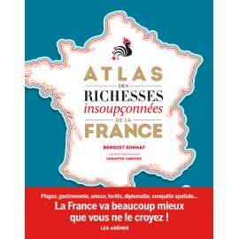 Benoit Simmat - Atlas des richesses insoupçonnées de la France
