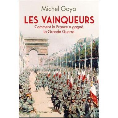 Cnel Michel Goya - Les vainqueurs