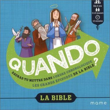 Florian Thouret - Quando La Bible