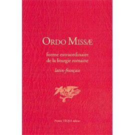 Ordo Missae - Missel