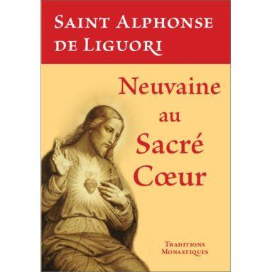 Saint Alphonse de Liguori - Neuvaine au Sacré-Coeur