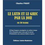 Le latin et le grec par la joie