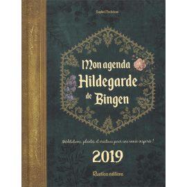 Sainte Hildegarde von Bingen - Mon agenda Hildegarde de Bingen 2019