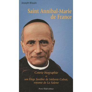 Saint Annibal-Marie de France