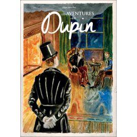 Edgar Allan Poe - Les Aventures de Dupin