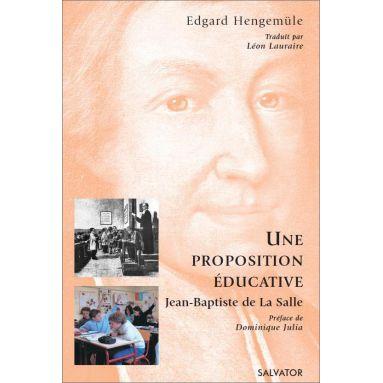 Edgard Hengemüle - Une proposition éducative