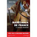 Histoire des Maréchaux de France à l'époque moderne