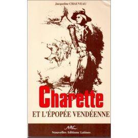 Jacqueline Chauveau - Chartette et l'épopée vendéenne