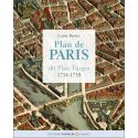 Plan de Paris dit Plan de Turgot