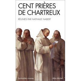 Nathalie Nabert - Cent prières de Chartreux