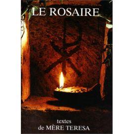 Le Rosaire, textes de mère Teresa