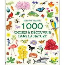 Hannah Watson - 1000 choses à découvrir dans la nature