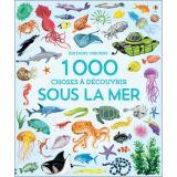 1000 choses à découvrir sous la mer