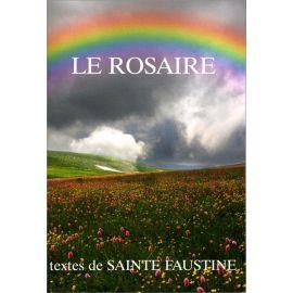 Le Rosaire, textes de sainte Faustine