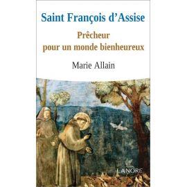 Marie Allain - Saint François d'Assise