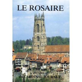 Abbaye de Chambarand - Le Rosaire, textes du cardinal Journet