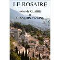 Le Rosaire, textes de Claire et François d'Assise