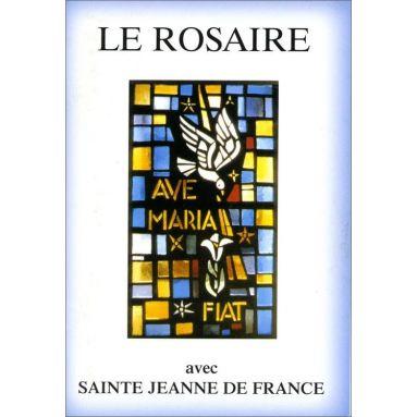 Abbaye de Chambarand - Le Rosaire avec sainte Jeanne de France