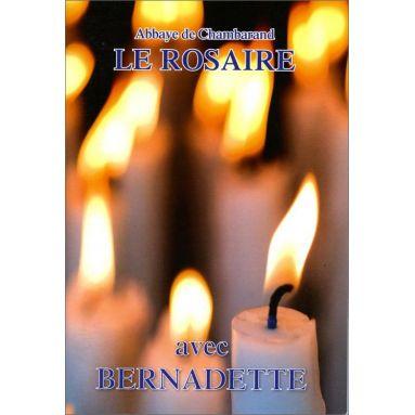 Abbaye de Chambarand - Le Rosaire avec Bernadette
