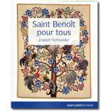 Saint Benoît pour tous avec un CD MP3