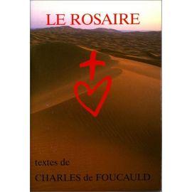 Le Rosaire, textes de Charles de Foucauld