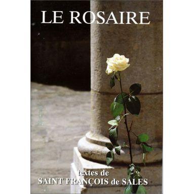 Abbaye de Chambarand - Le Rosaire, textes de saint François de Sales