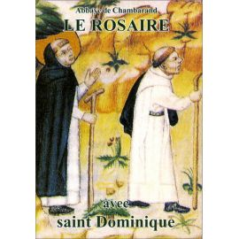 Le Rosaire avec saint Dominique