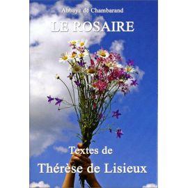 Le Rosaire, textes de Thérèse de Lisieux