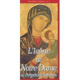 L'icône de Notre Dame du Perpétuel Secours