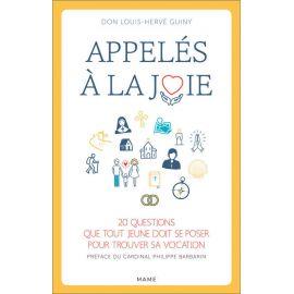 Don Louis-Hervé Guiny - Appelés à la joie