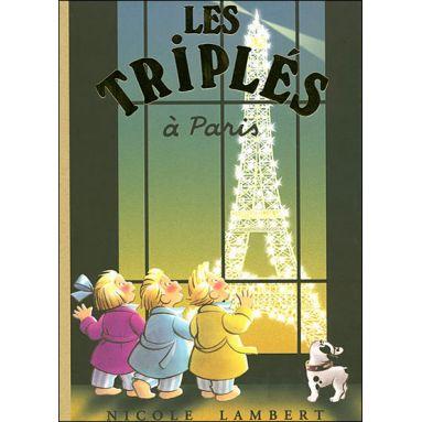 Nicole Lambert - Les Triplés à Paris