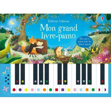 Sam Taplin - Mon grand livre-piano