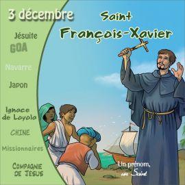 Marc Geoffroy - Saint François-Xavier