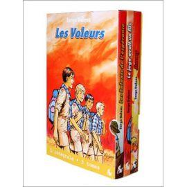 Serge Dalens - Les Voleurs - L'intégrale en trois tomes
