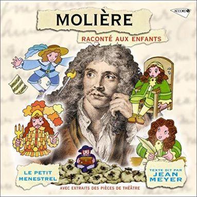 Jean Meyer - Molière raconté aux enfants